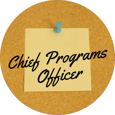 Chief Programs Officer