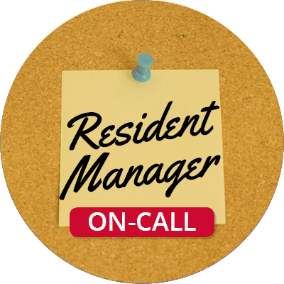 Resident Manager (On-Call)
