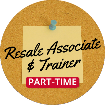 Retail Associate & Trainer (Part-Time)