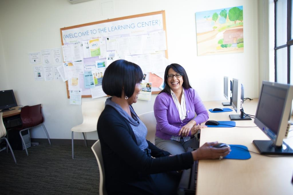 We're helping women break the cycles of chronic unemployment and homelessness through our job resources.