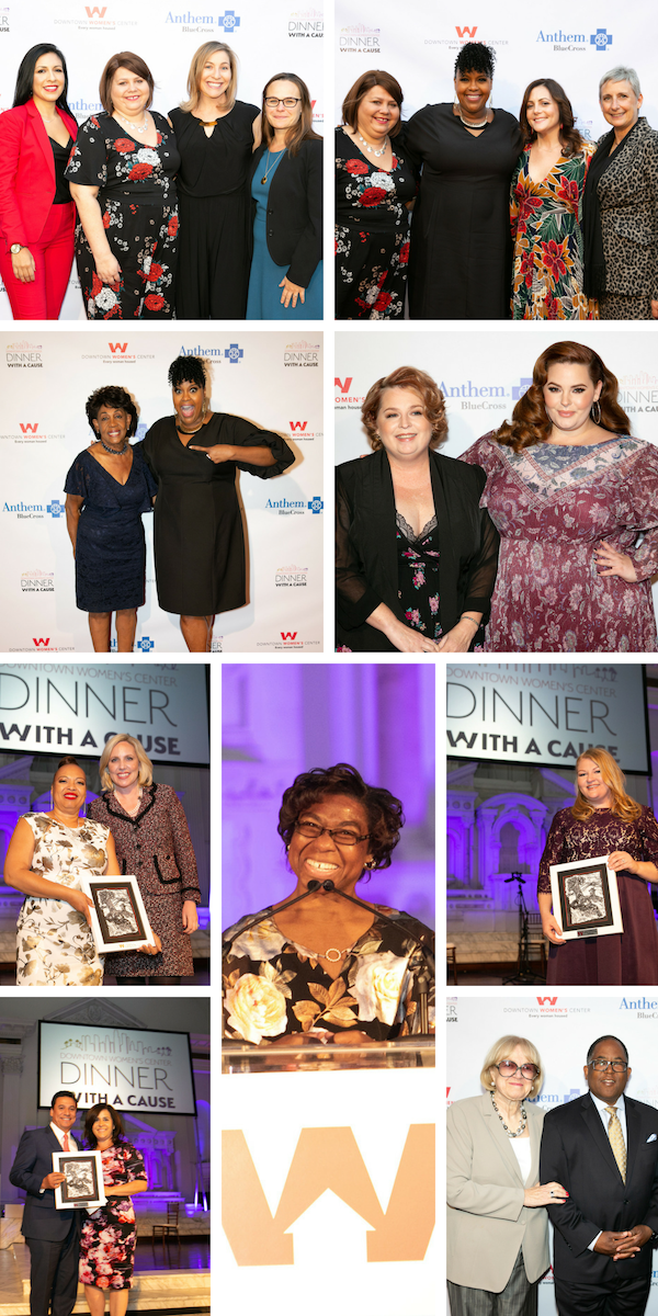 Dinner With a Cause 2018 – Downtown Women's Center